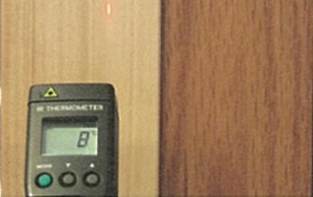 夢ハウス床材 8℃