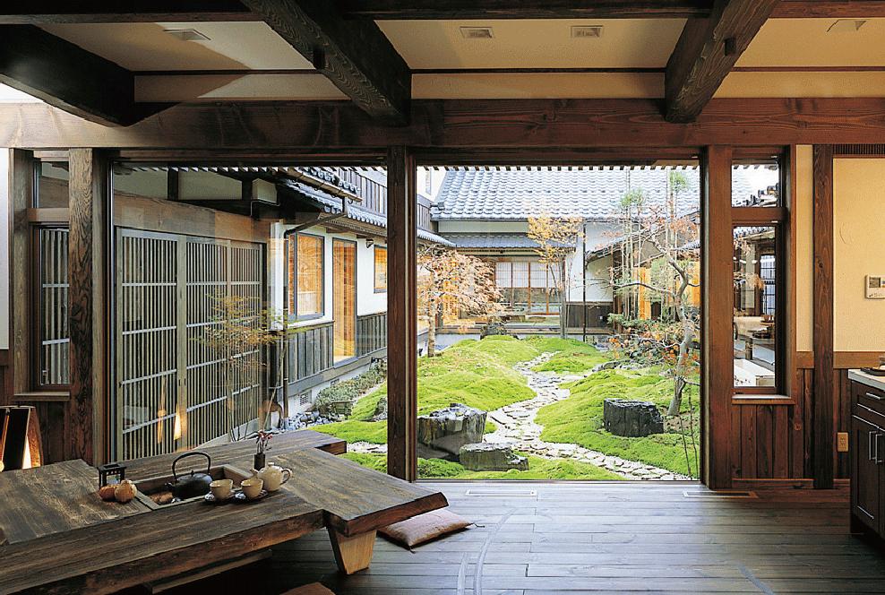 共和ホームの「モッカの家」は、富山県の気候風土に合った家づくりをします。