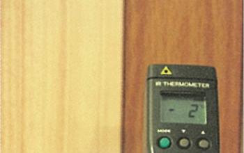 新建材フローリング -2℃