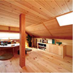 ロフト、小屋裏収納