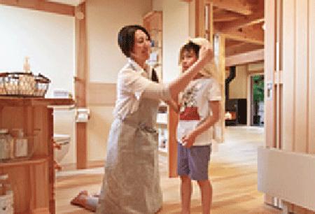 キッチンやお風呂で使える「給湯機能」
