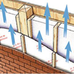 家を100年持たせる通気工法