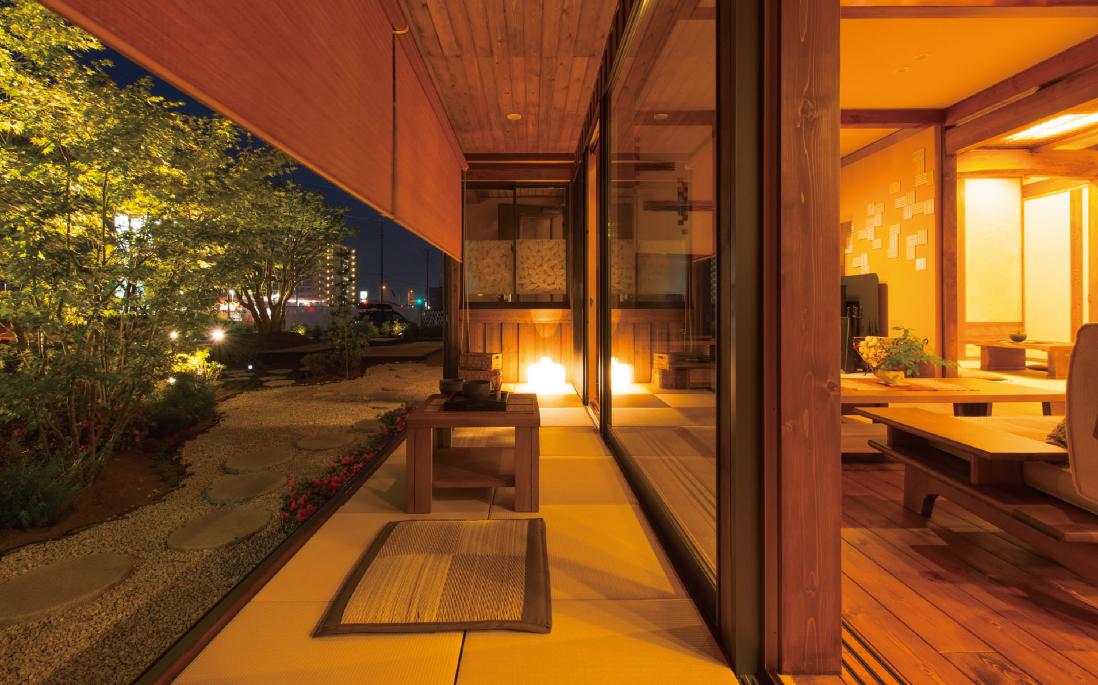 こだわりの無垢材の家、モッカの「自由設計」